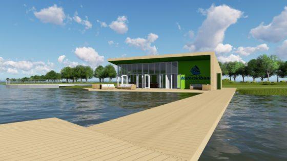 Friesland krijgt eindelijk waterskibaan