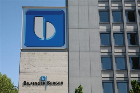 Bilfinger Berger naar 8,4 miljard euro