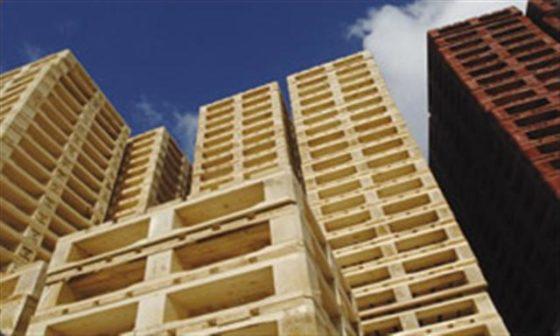Norm brandveilige opslag van hout