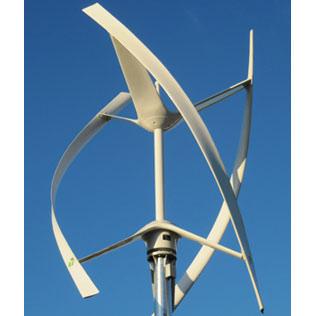 Windturbines voorzien leercampus van energie