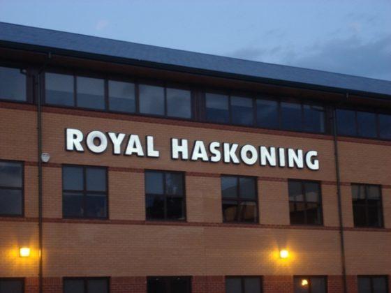 Samensmelting DHV en Haskoning