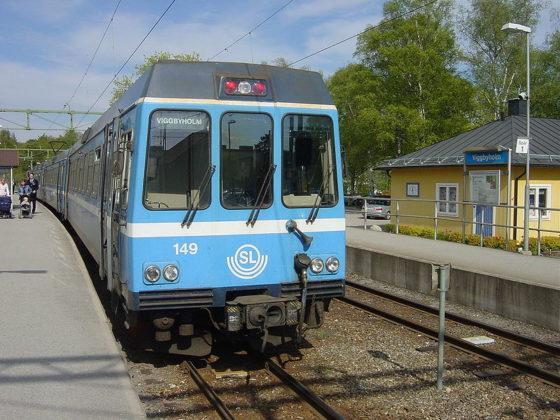 Railwerk voor Strukton in Stockholm