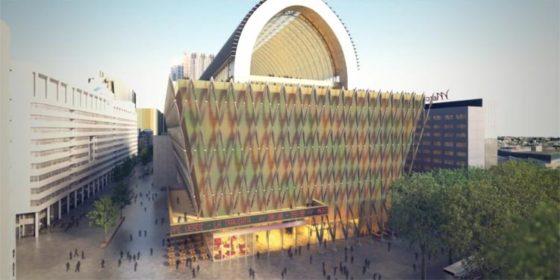 Haags college kiest voor nieuwbouw Spuiforum