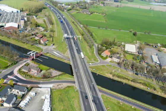 Witteveen+Bos mag planuitwerking verbreding A58 gaan doen