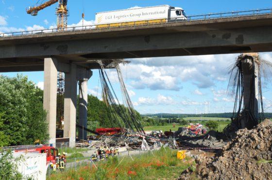 Oorzaak instorting Duitse brug onbekend