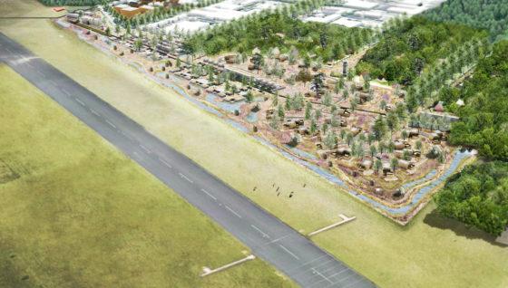 Woonwijk Vliegbasis Soesterberg wordt 'natuurinclusieve wijk'