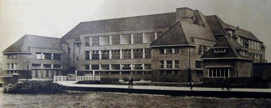 Woningen in monumentale ambachtsschool