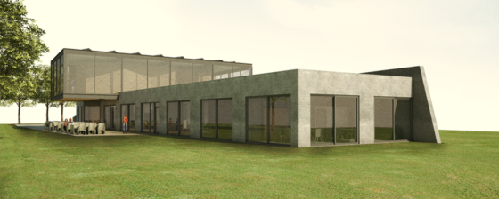 Nieuw bezoekerscentrum Grebbelinie