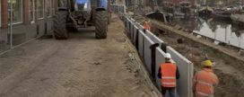 Bosch Beton levert prefab betonnen U-bassins