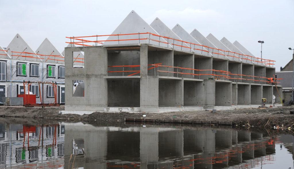 Tweede fase Houthavens Schiedam