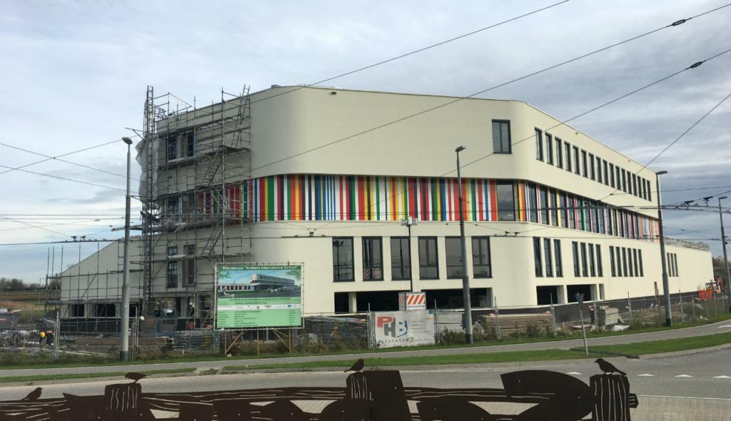 Nieuwbouw internationale school Arnhem