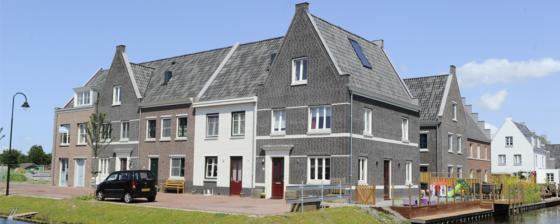 Braassemerland Roelofarendsveen krijgt steeds meer vorm