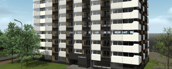 Cityside Apartments: transformeren in middelgrote steden