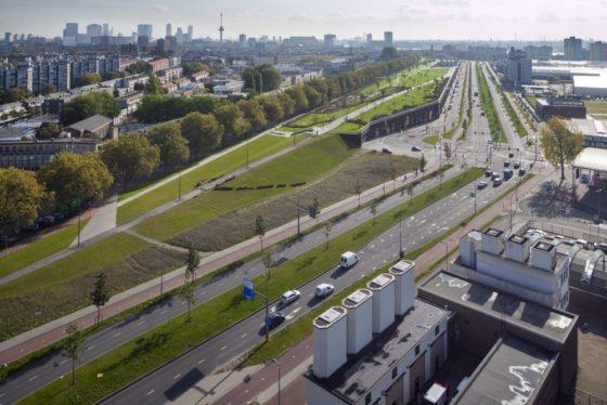 Het grootste dakpark van Europa
