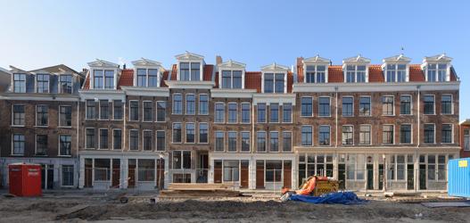 Corporaties Amsterdam verdubbelen bouwproductie