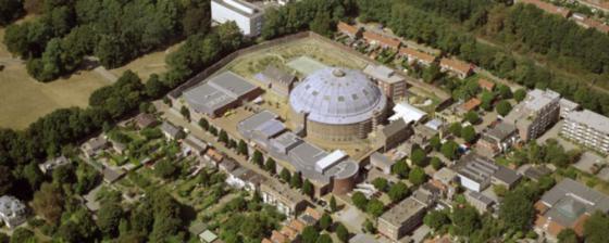 Bijna te koop: koepelgevangenis Arnhem