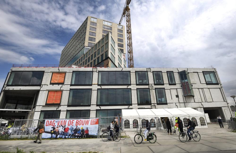 Dag van de bouw in Breda