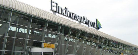 Eindhoven airport krijgt nieuwe OV-terminal