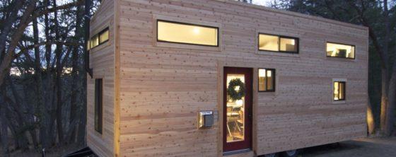 Almere zoekt ideeën voor minihuisjes