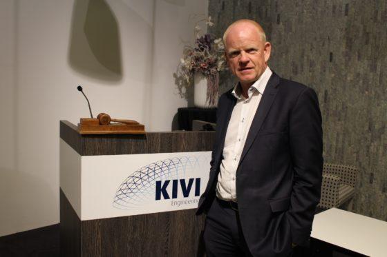 NAM-directeur wordt  president KIVI
