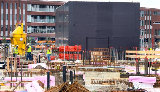 Breda draait op voor extra half miljoen bij bouw rechtbank