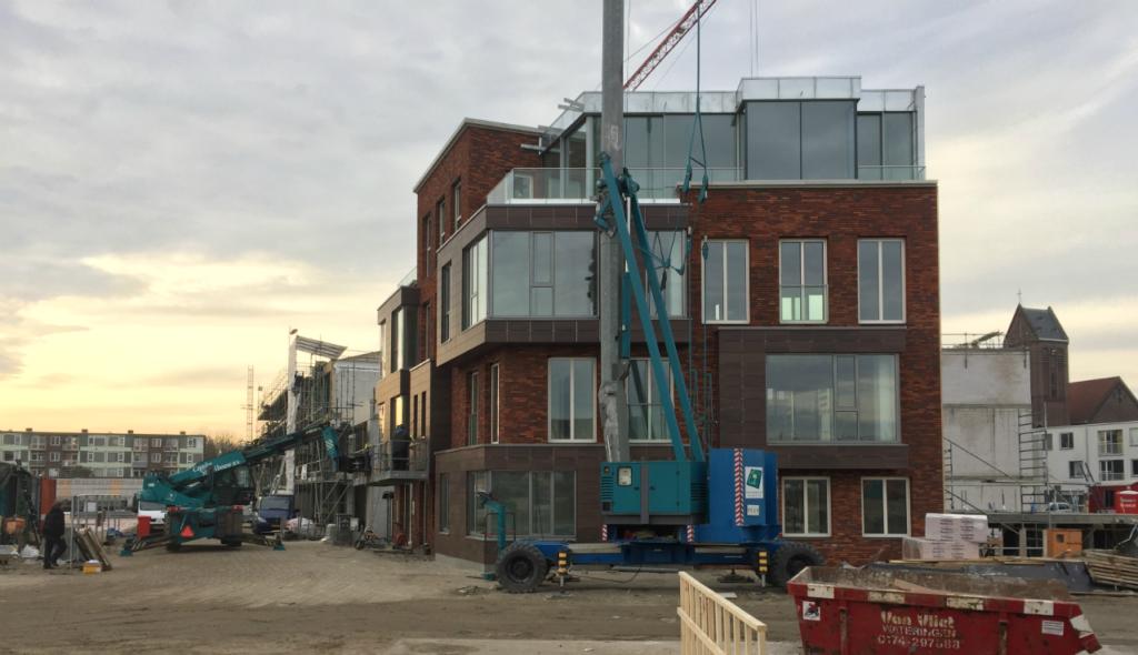 Grachtenhuis Nieuw Delft