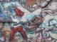 Graffiti writer writer 80x60