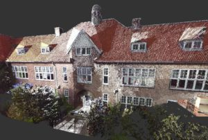 Point cloud gevel oude HBS Briele