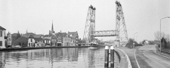 Ophef over drie historische hefbruggen