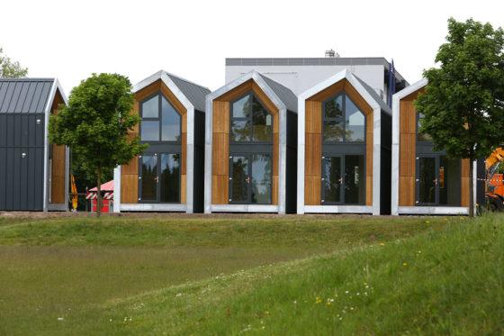 Heijmans levert 28 'tiny houses' aan corporatie Nijkerk