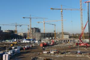 HSB koerst af op overname project Bouwgroep Moonen in Diemen