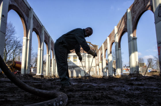 Voormalige ijzergieterij in Tilburg verbouwd tot lofts en studio's