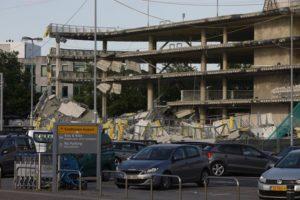 Nog geen duidelijkheid over oorzaak instorten parkeergarage