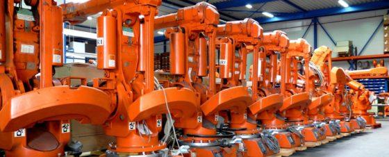 Van robot tot machine