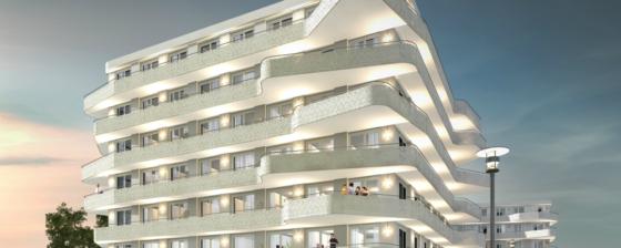 Ibiza Plaza: trendy wonen in Naaldwijk