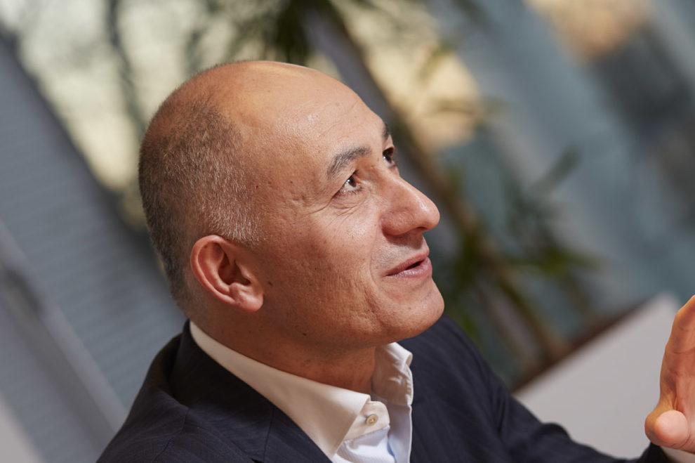 Erman Ilicak, de redder van Ballast Nedam