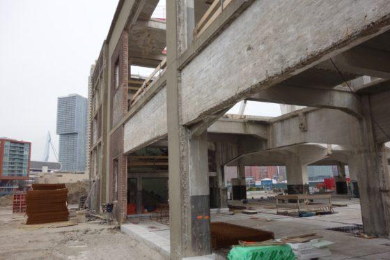5 Redenen waarom er in Rotterdam niet gebouwd wordt