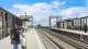 Impressie station hoekse lijn 80x45
