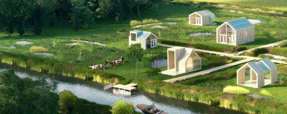 Kan Tiny House nu wel groot worden?