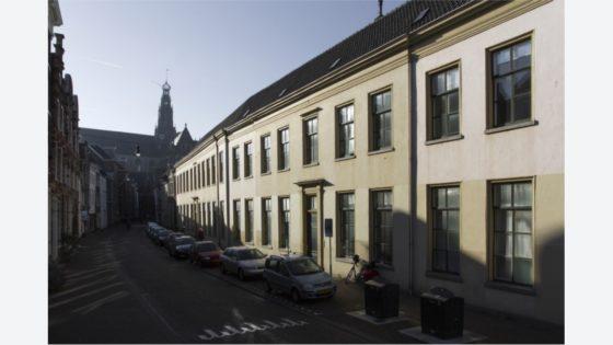 Te koop: voormalig kantongerecht Haarlem