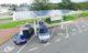 Eerste laadstation voor elektrische auto's