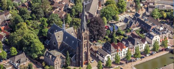 Laurentiuskerk Weesp blijft behouden
