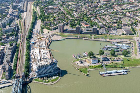Nijmegen bruist van bouwactiviteiten