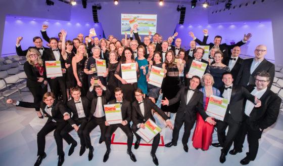 Stijlvol vermaak tijdens Gala van de Nederlandse bouw