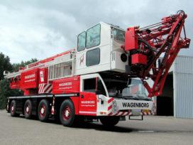Wagenborg investeert in nieuwe Spierings AT4