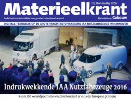Digitale herfsteditie Materieelkrant over IAA 2016