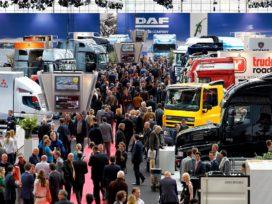 Wel vakbeurs carrosserie- en trailerbouw in RAI?