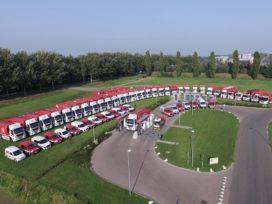 Omrin: halve vloot op groengas door eigen biogasinstallatie