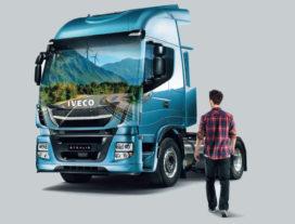 Nieuwe generatie Iveco Stralis: meer vermogen, ook op gas