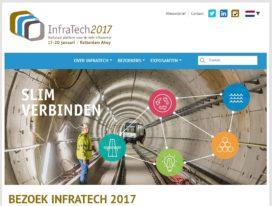 Slim verbinden hoofdthema InfraTech 2017